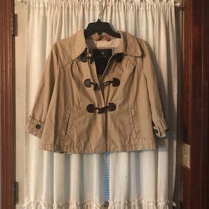 American Eagle Jacket, size m, khaki